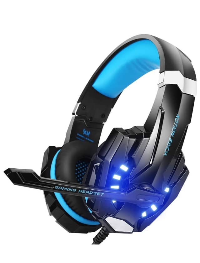 BENGOO G9000 Stereo Gaming Headset for $15.39 AC