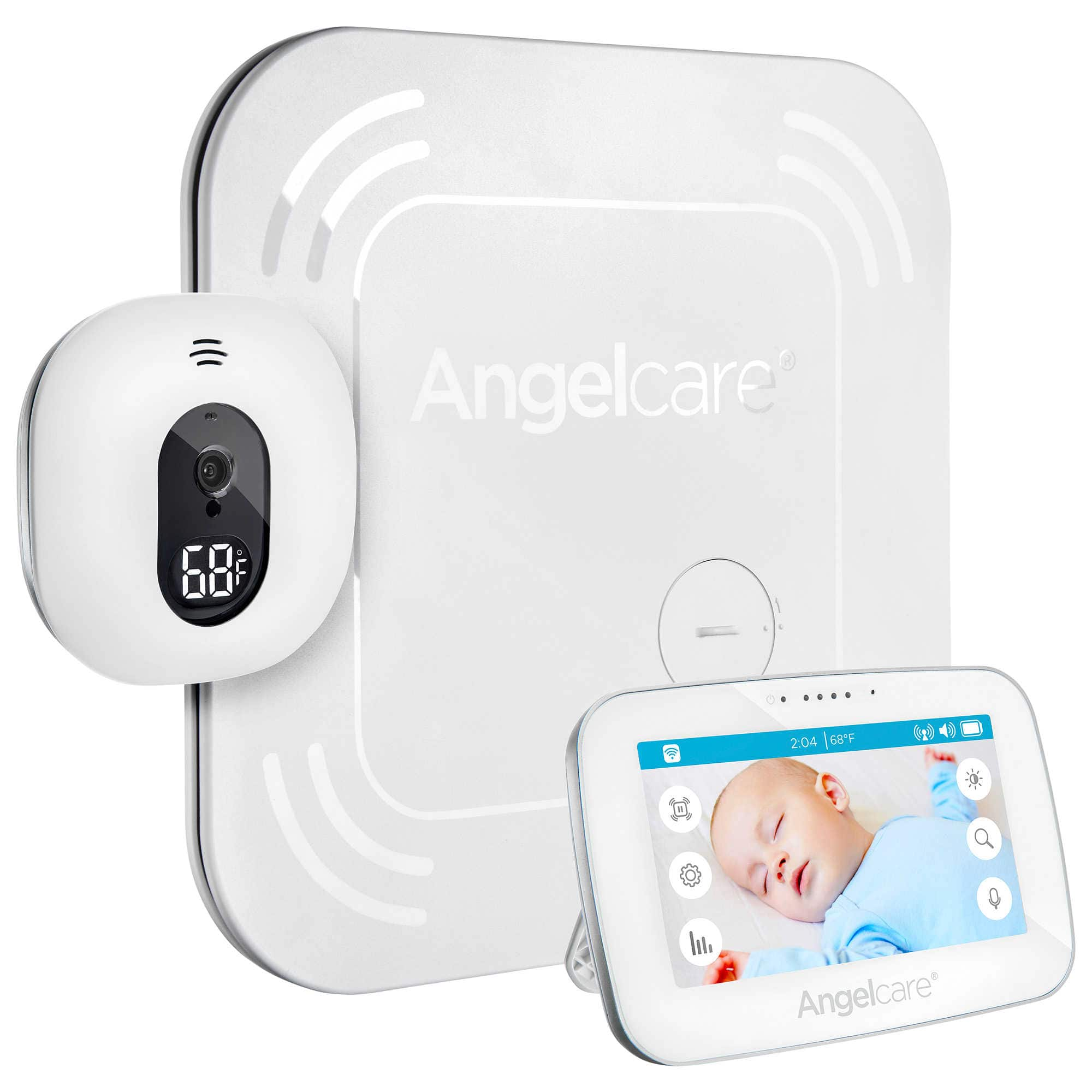 Angelcare Wireless Movement, Video and Sound Monitor AC417/AC517 - $91.99 or $99.99 + FS @ BBB
