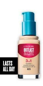Prime deal: COVERGIRL Outlast All-Day Stay Fabulous 3-in-1 Foundation -Classic Ivory - $2.64 FS