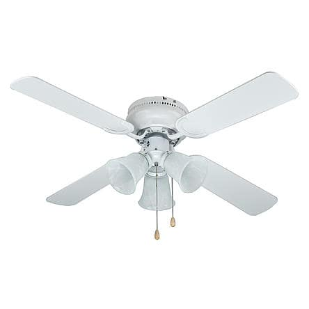 Cool Breeze Ceiling fans half off at Kmart