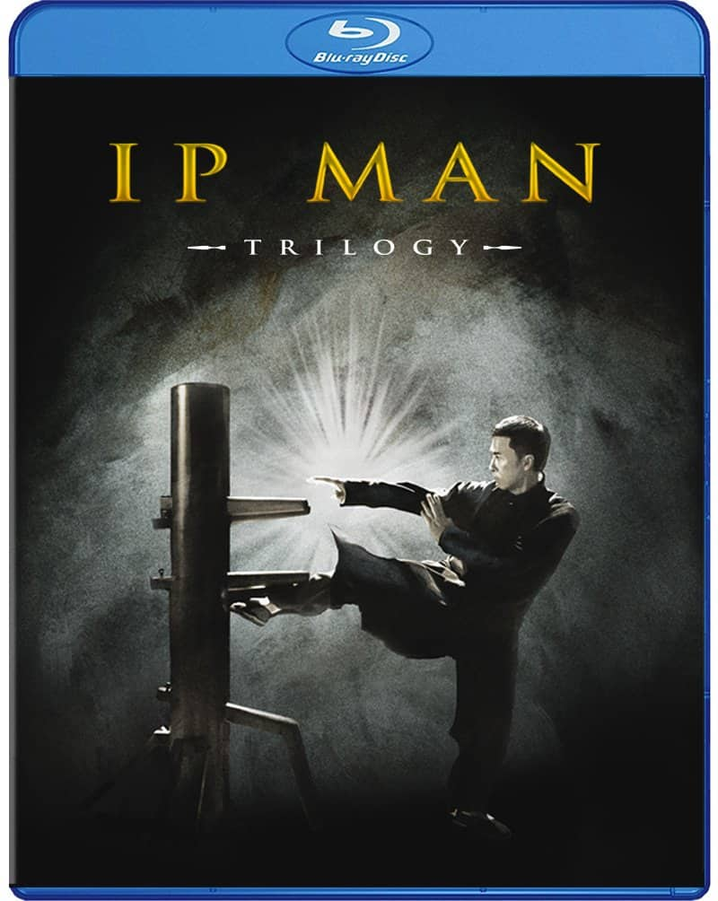 Amazon - Ip Man Trilogy (Blu-Ray) $9