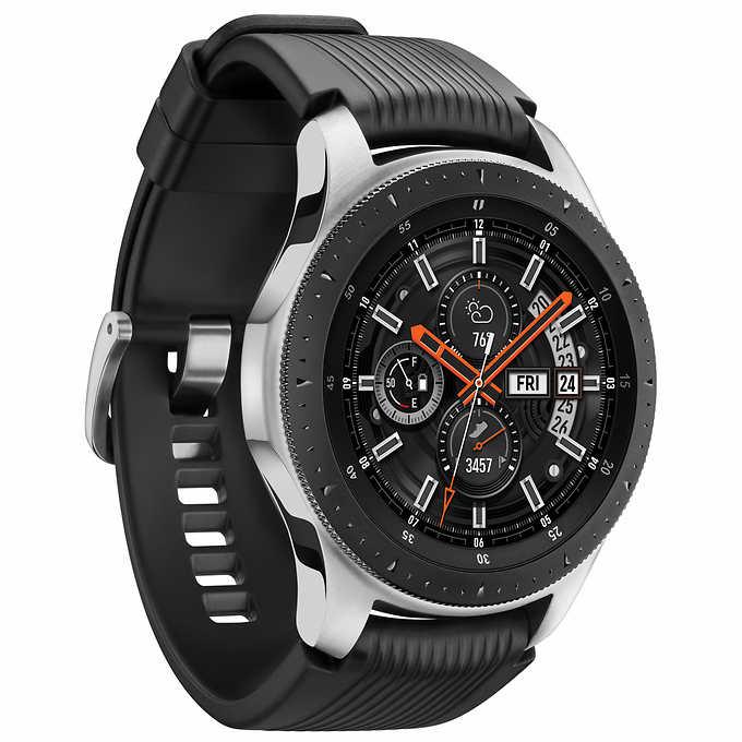 $269.99 Samsung Galaxy Watch 46mm - Silver