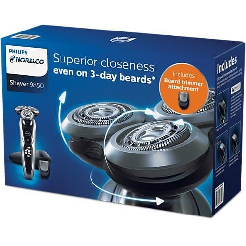 Costco Online has Philips Norelco 9850 Shaver $119.99