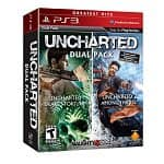 UNCHARTED Greatest Hits Dual Pack(1&2), Gran Turismo 5 XL & Tiger Woods PGA Tour 13 for PS3, All-Stars Battle Royale & Sly Cooper:Thieves In Time & Unit 13 for Vita, $10 on Amazon