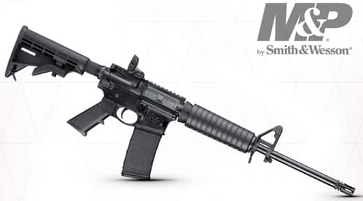 GUNS - Kentucky Gun Company  S&W Smith and Wesson M&P15 Sport II 5.56MM 16IN AR - $518.34 shipped cash price  $534.19 shipped CC price