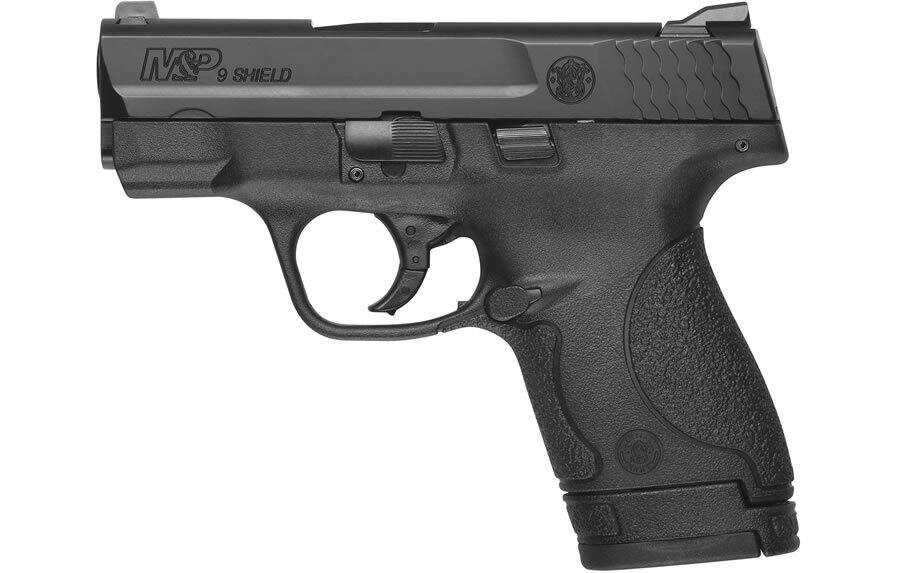 GUNS - Sportsman Outdoor Superstore: Smith & Wesson S&W M&P9 MP9 Shield 9mm Centerfire Pistol Handgun with NO THUMB SAFETY. $328.88 shipped
