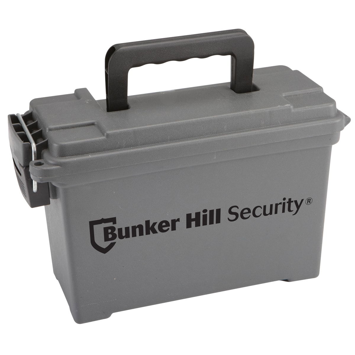 Harbor Freight: Bunker Hill Security AMMO Box - $3.99 after coupon (Limit 8 per purchase/order). Store pickup or flat rate $6.99 shipping