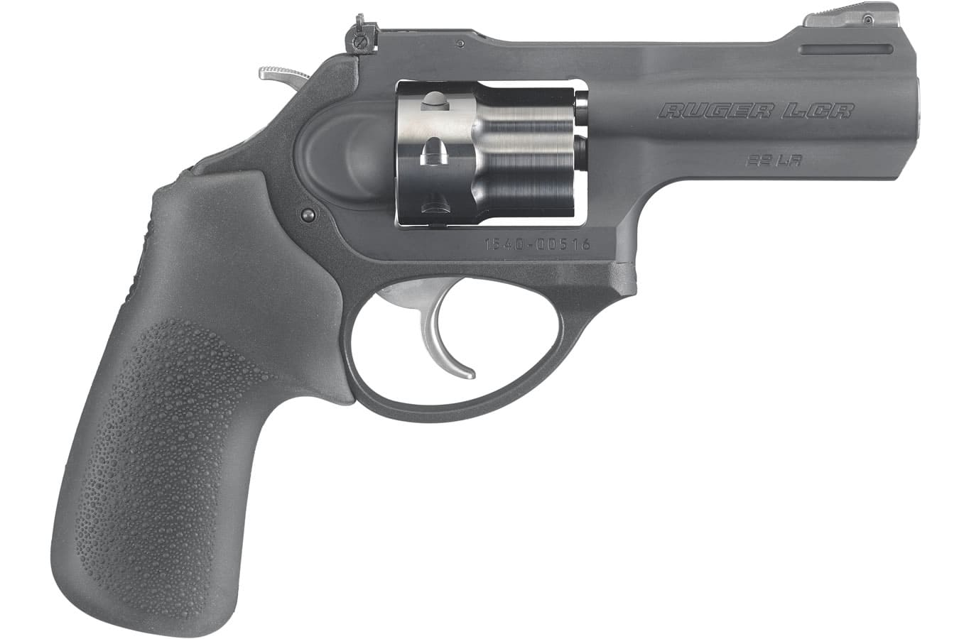 Sportsman Outdoor Superstore: Ruger LCRx 22LR Double-Action Revolver with 3-Inch Barrel - $389.99. Free shipping