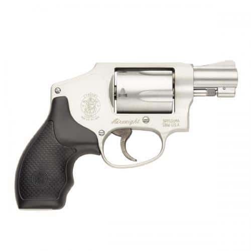 "Cabela's: Smith & Wesson S&W Model 642 Airweight Revolver .38 Special 1.87"" barrel 5 Rnds (silver) - $299.99 (Free Store Pickup)"