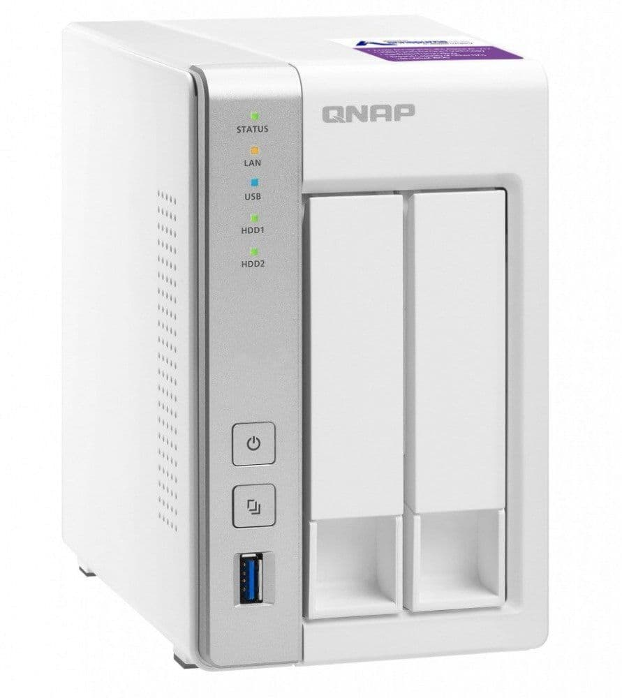 QNAP TS-231P 2-bay Personal Cloud NAS with DLNA - $144.50 AC. Free shipping