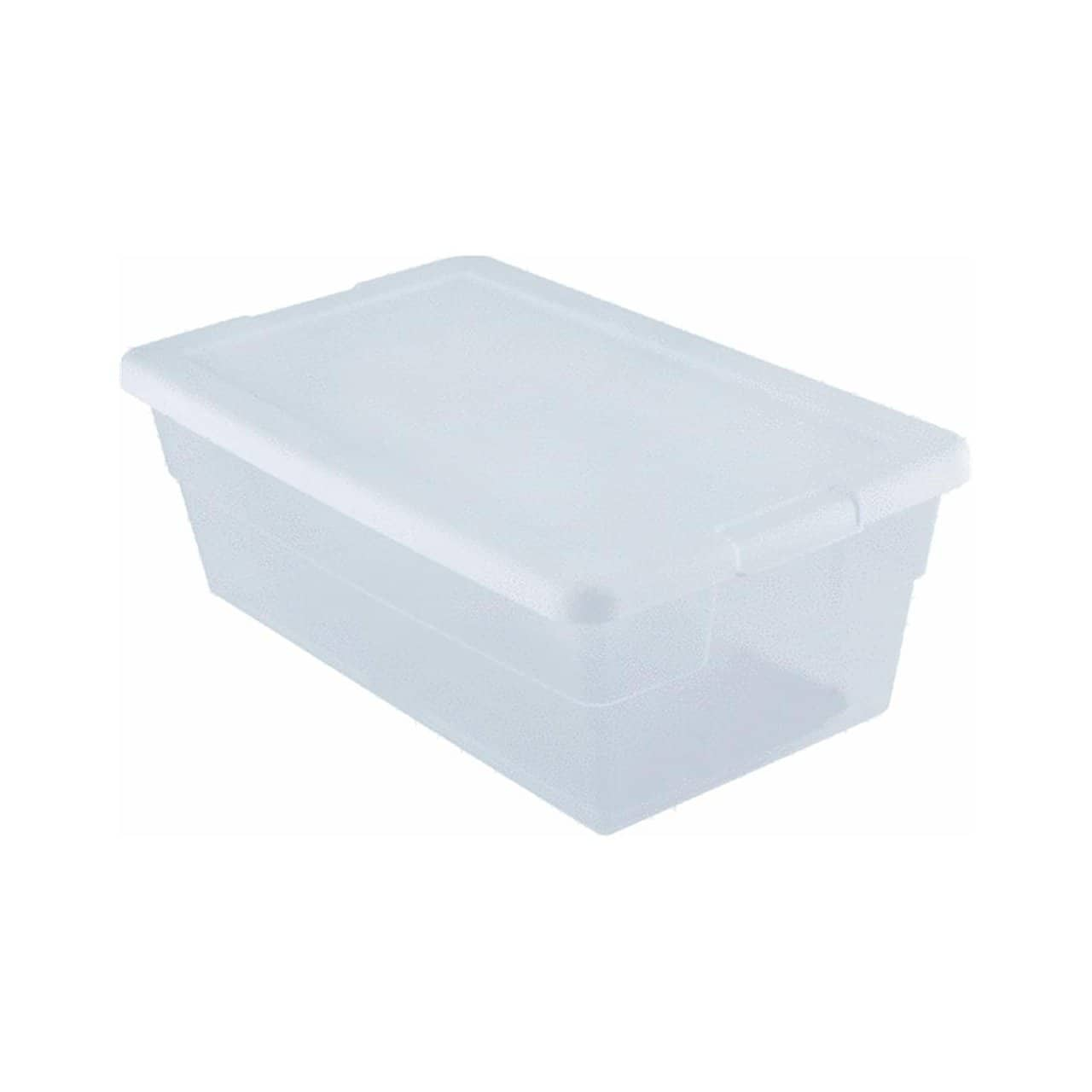 Sterilite 6 Quart Storage Container $0.33 each at Home Depot YMMV B&M