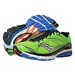 Saucony Triumph 11 for $46 AC w/ Shipping - Green/Orange/Blue, Sizes 11, 12, 14, 15