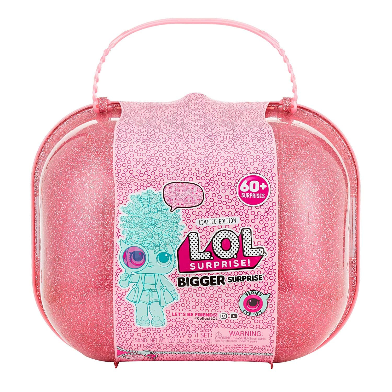 L.O.L. Surprise! Bigger Surprise with 60+ Surprises Amazon/Target $52.49