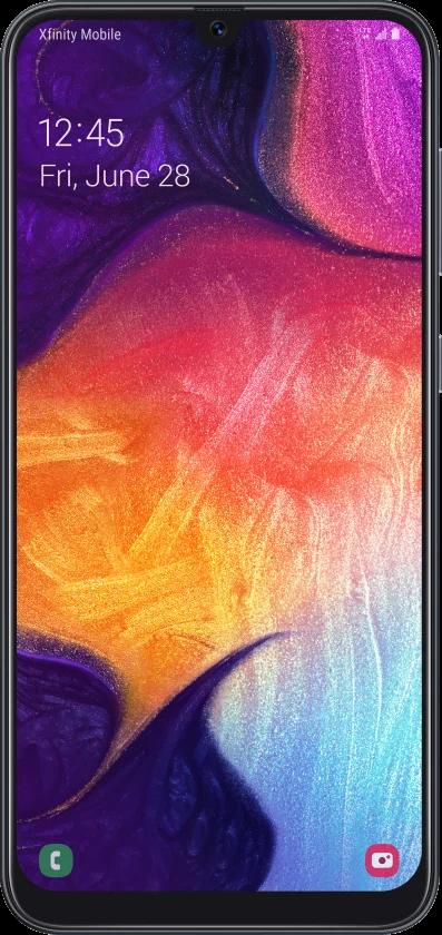 Xfinity Internet Users: Samsung Galaxy A50 Smartphone + $250
