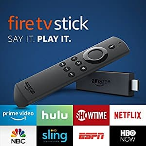 Buy Two Fire TV Sticks Save an Additional $15.00 $34.15 each / $68.30 Total