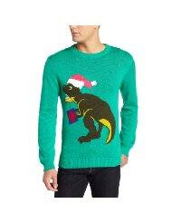 "Amazon - ugly Christmas sweaters ""50% off"" - $29 or 29.99 for some pretty fugly sweaters"