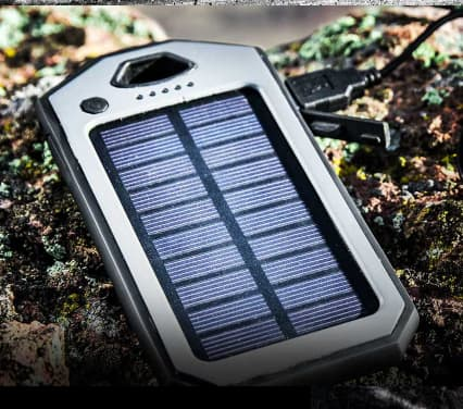 Free Solar Powered USB Charger from Marlboro - US only