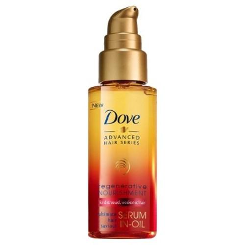 Dove Advanced Hair Series Serum-In-Oil Regenerative Nourishment 1.7 oz $4.22 @amazon