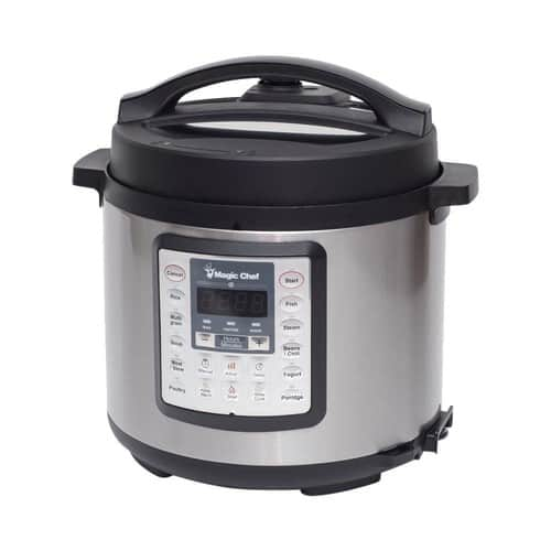 Magic Chef 6 Qt. All-in-One Multi-Cooker $50+ fs @the home depot