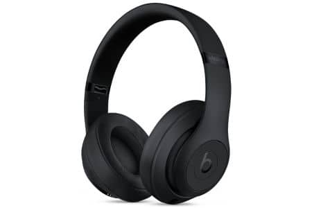 Beats By Dr. Dre Matte Black Studio3 Wireless Over-Ear Headphones - MQ562LL/A $249