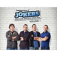 Amazon Deal: Impractical Jokers - Season 1 in SD for $5.99 (Amazon Instant Video)