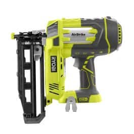 Ryobi One+ Finish Nailer - Certified Pre Owned - $104.99