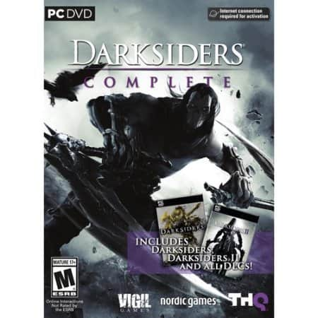 Darksiders Complete PC - Wal-Mart Clearance $1