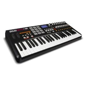 AKAI MPK49 Controller Keyboard $199.74 @ Amazon. Free shipping with Prime.