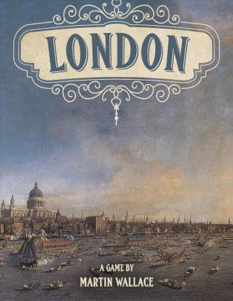 London Board Game (2nd Edition) for $29.77 with free shipping at BookDepository.com