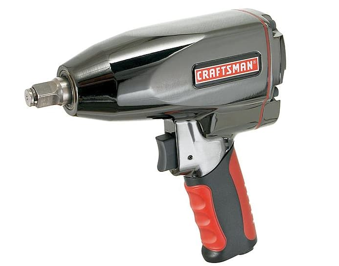 Sears Craftsman 1/2 in. Impact Wrench $37.94 (reg $129.99) etc