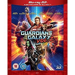 Marvel MCU 3D Blu-rays - 2 for $30 Shipped @ Amazon UK, Less with App + GC Promos