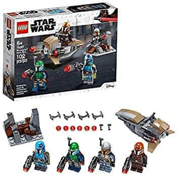 LEGO Star Wars Mandalorian Battle Pack 75267 @ Amazon for $11.99
