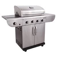 Lowes Deal: Char-Broil Commercial 4-Burner (40,000-BTU) Gas Grill with Side Burner - $107.60 @ Lowes.com (Store Pickup) YMMV