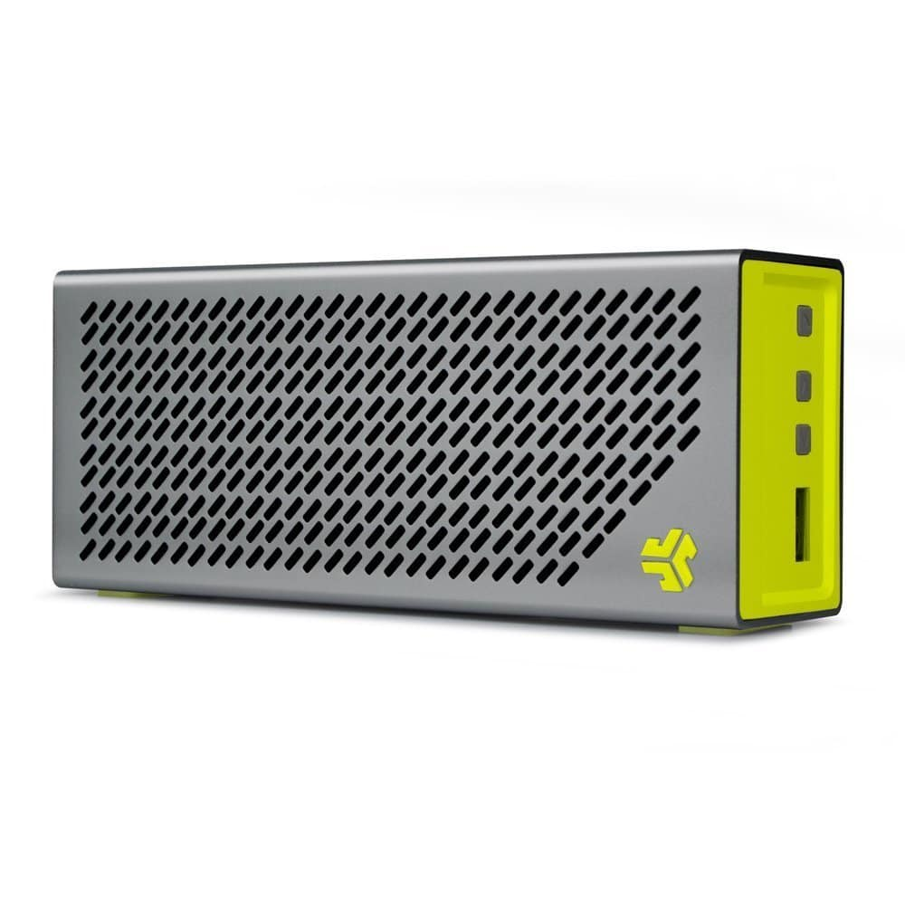 JLab Crasher and Crasher 2.0 Bluetooth Speaker for $19.99 with Free Prime Shipping