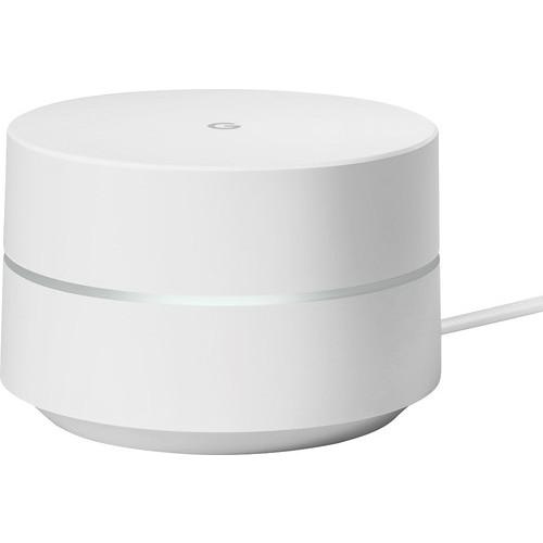 Google - Google Wifi AC1200 Dual-Band Wi-Fi Router - White Single Pack $99