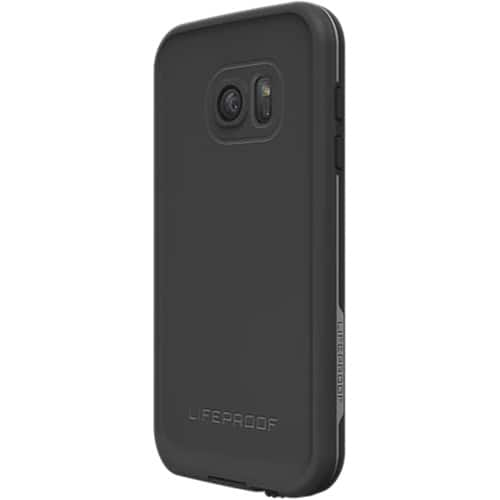 LifeProof - FRE Case for Samsung Galaxy S7 - Black & Banzai colors $9