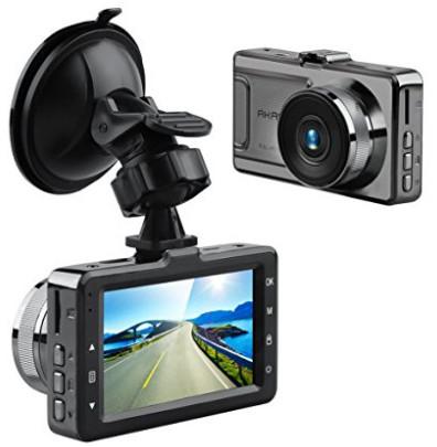 """AKASO D2000 3""""LCD FHD 1080P Car Dash Cam Recorder with G sensor $48.99 + FS"""