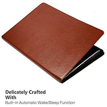 Tranesca Premium Leather Case for Apple iPad Pro 10.5 $13.56 @Amazon +FS /w Prime