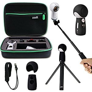 EEEKit All in One Accessory Kit  for Samsung Gear 360 2017 $39.99 @Amazon +FS