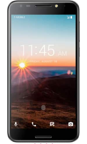 T-Mobile: $0 Down On REVVL Smartphone 32GB Android 7.0