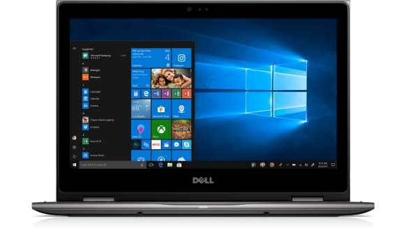 Dell Inspiron 5379 2-in-1: 13.3'' FHD IPS Touch, i7-8550U, 8GB DDR4, 256GB SSD, Win10H NOW $599 with F/S