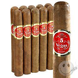 Cigars International: Free $20 CI Bucks with select 10-packs
