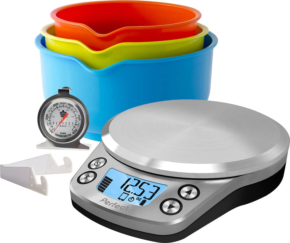 Perfect - Bake PRO Smart Scale - Silver $64.49