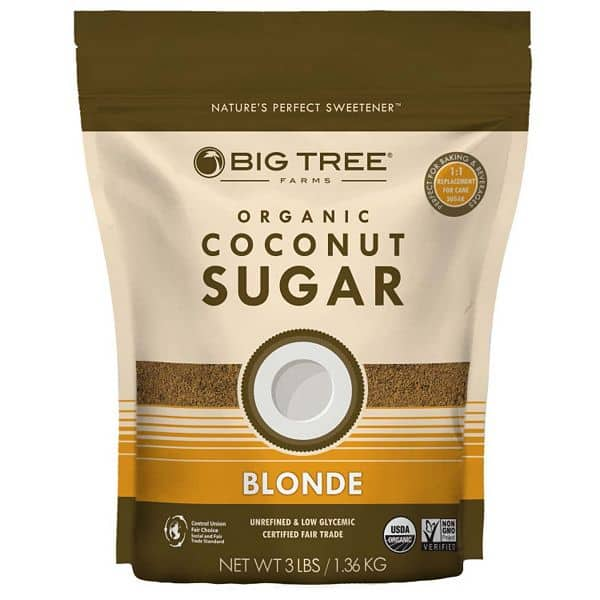 Big Tree Farms Organic Coconut Sugar (3 lb.) $ 8.98