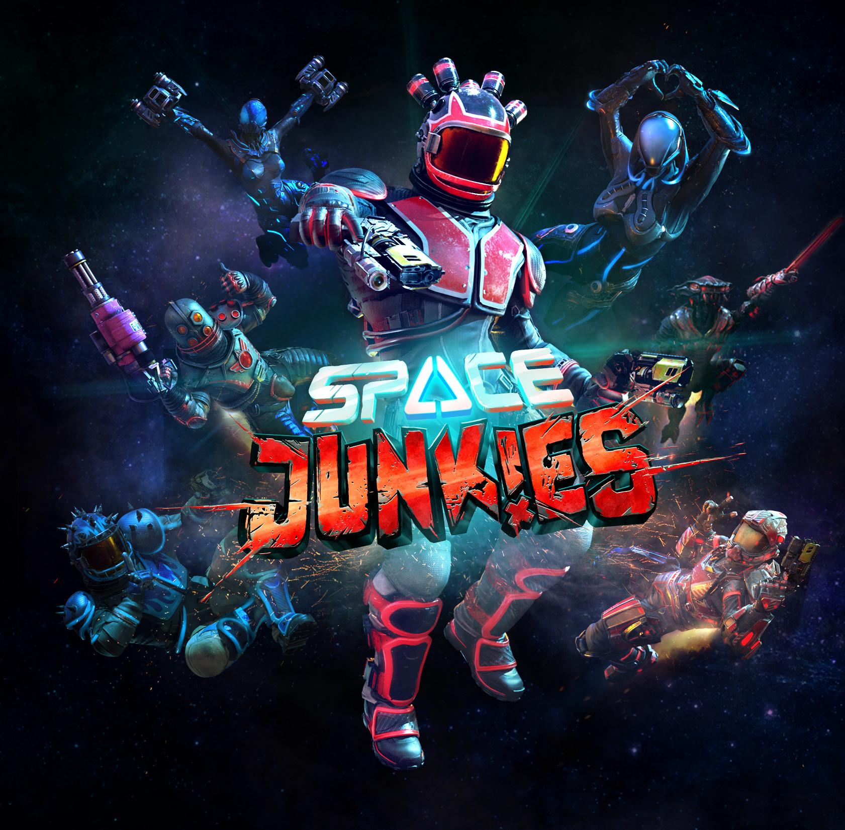 Space Junkies [PC VR Game] - Steam Key ($4.96)