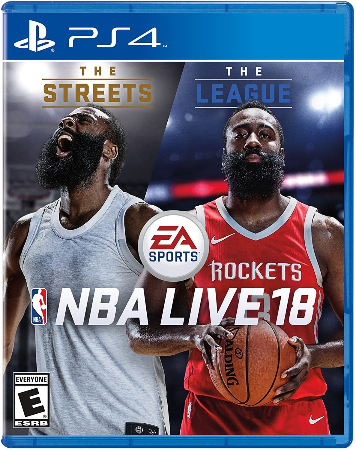 NBA Live 18 for PS4- $29.99