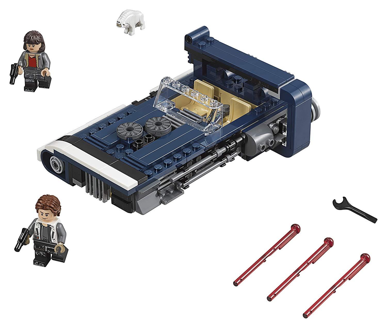 LEGO Star Wars Solo: A Star Wars Story Han Solo's Landspeeder 75209 Building Kit (345 Piece) @ Amazon $9.80