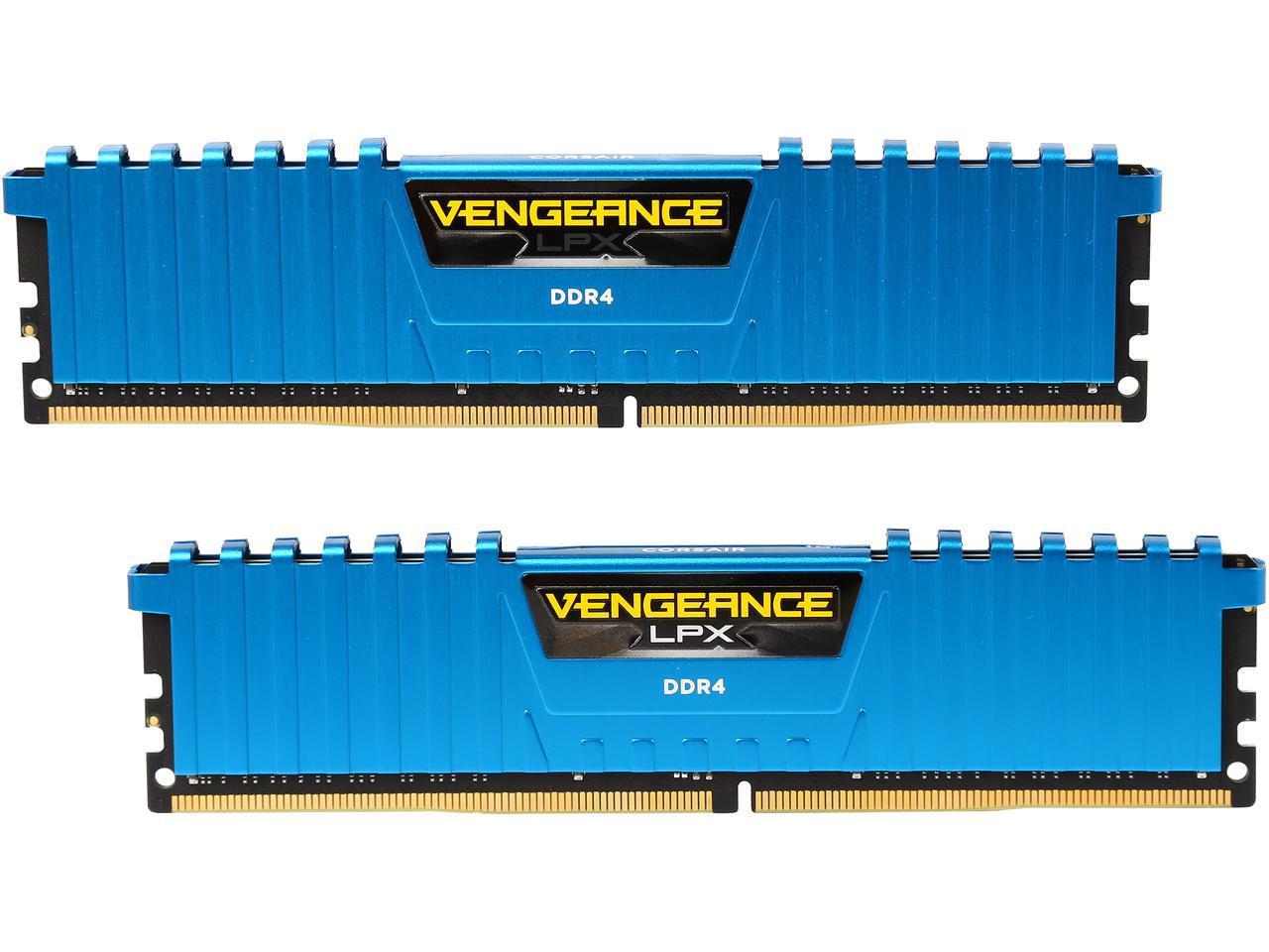 CORSAIR Vengeance LPX 16GB (2 x 8GB) 288-Pin DDR4 SDRAM DDR4 3000 $169.97 FS