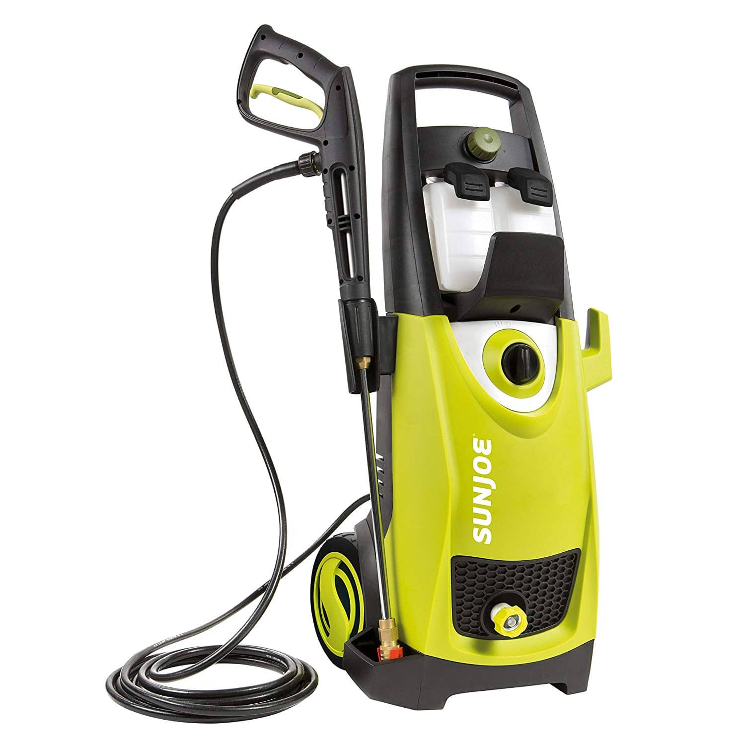 Sun Joe Pressure Joe SPX3000 2,030 psi 1.76 GPM 14.5 Amp Electric Pressure Washer $109 @ Home Depot
