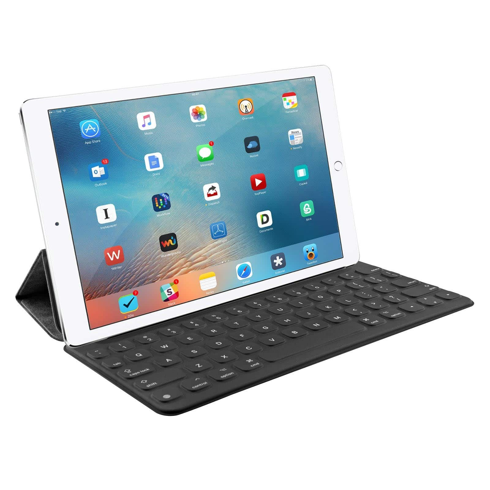 Apple Smart Keyboard for 10.5-inch iPad Pro $99